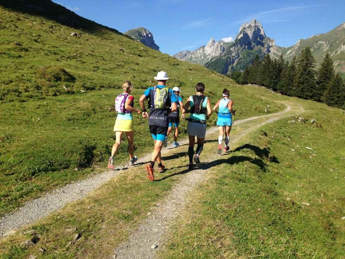 Trail Run im Alpstein
